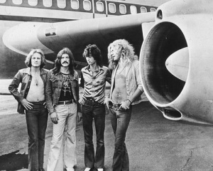 copyright belongs to Led Zeppelin